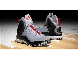 D Rose 5 Boost Gray Hero H