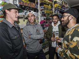 adidas Amigos Skate Shop 16