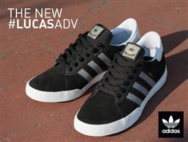 adidas Skateboarding präsentiert den Lucas ADV