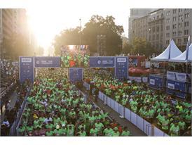 Entel Maratón de Santiago 2015