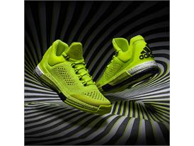 Crazylight Boost 2015 Solar Yellow Sq (S84954)