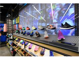 adidas and B.A.A. Officially Open RunBase 1