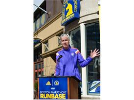 adidas and B.A.A. Officially Open RunBase 35