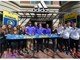 adidas and B.A.A. Officially Open RunBase 41