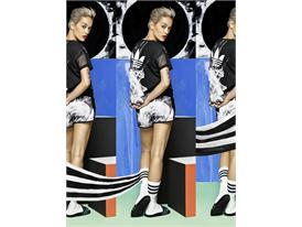 Print Ready Rita Ora White Smoke On Rita 1