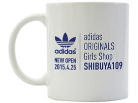"""adidas Originals Girls Shop SHIBUYA 109"" 01"