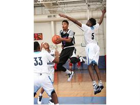 Ako Adams - adidas Gauntlet Dallas 3