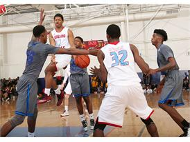 Armond Simmons - adidas Gauntlet Dallas 1