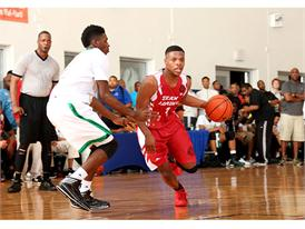 Dennis Smith Jr - adidas Gauntlet Dallas 1