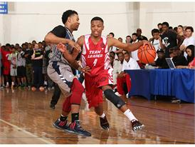 Dennis Smith Jr - adidas Gauntlet Dallas 2
