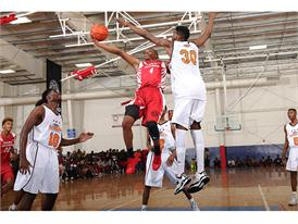 Dennis Smith Jr - adidas Gauntlet Dallas 4