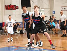 George Muresan - adidas Gauntlet Dallas 1