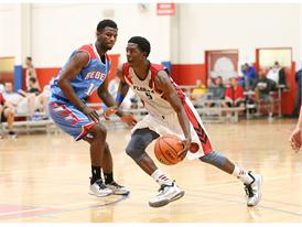 Jamari Wheeler - adidas Gauntlet Dallas 1
