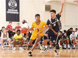 Jaylen Hands - adidas Gauntlet Dallas 2