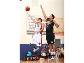 Mark Gosselin - adidas Gauntlet Dallas 1