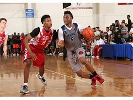 Mustapha Heron - adidas Gauntlet Dallas 2