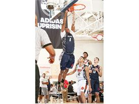 Mustapha Heron - adidas Gauntlet Dallas 3