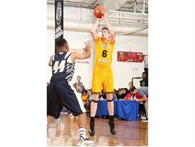 TJ Leaf - adidas Gauntlet Dallas 2