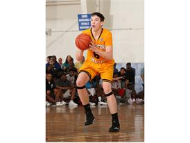 TJ Leaf - adidas Gauntlet Dallas 3