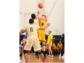 TJ Leaf - adidas Gauntlet Dallas 4