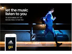 Neue Running App: adidas Go verleiht jedem Lauf einen einzigartigen Beat 3