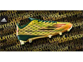 adidas adizero 5-Star Gold - Green