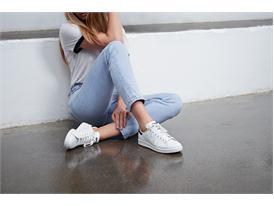 adidas Originals – Stan Smith Women's 'Honeycomb Gloss' 12