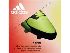 X Infographic X-SKIN