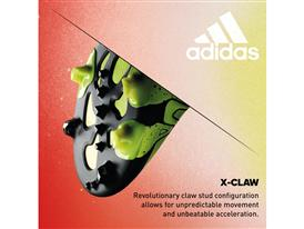 X Infographic X-CLAW