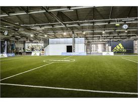 adidas eröffnet bahnbrechende Fußball-Location 6