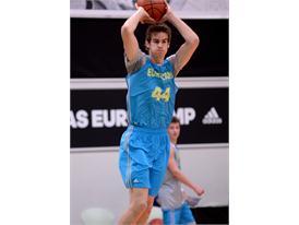 Dragan Bender adidas Eurocamp2015