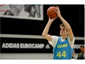 Dragan Bender adidas Eurocamp2015 day2 (1)