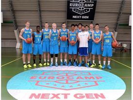 Ricky Rubio adidas Eurocamp2015 day3