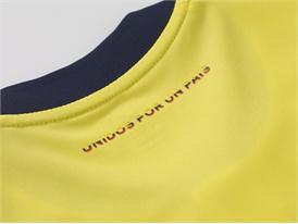 Camiseta de la Selección Colombia para la Copa América 2015 4