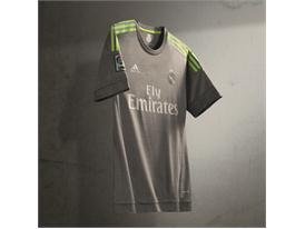 adidas presents the new Real Madrid 2015-2016 kit 1