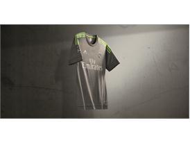 adidas presents the new Real Madrid 2015-2016 kit 2