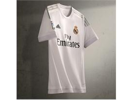 adidas presents the new Real Madrid 2015-2016 kit 3