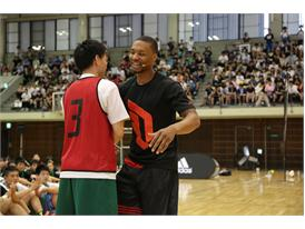 adidas Damian Lillard Take on Summer Tour in Tokyo, Japan, 3