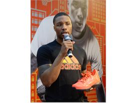 adidas Damian Lillard Take on Summer Tour in Shanghai, China 1