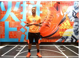 "adidas Damian Lillard ""Take on Summer"" in Shanghai Day 2, 1"