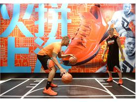 "adidas Damian Lillard ""Take on Summer"" in Shanghai Day 2, 2"