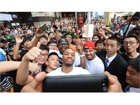 adidas Damian Lillard Take on Summer Tour in Guangzhou, China, 3
