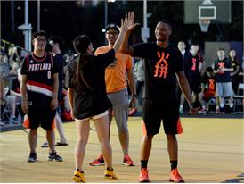 adidas Damian Lillard Take on Summer Tour in Guangzhou, China, 4