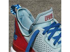 DLillard 1 Oakland Rebels Detail 3 Square (S85732)