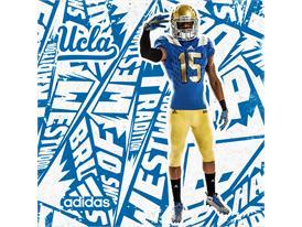 adidas UCLA 3 Stripe