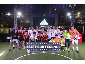 #BeTheDifference Lands in Hong Kong