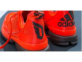 D Lillard 1 Solar Orange Detail 3 H
