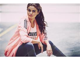 adidas neo Goes Sports Luxe With Selena Gomez's 2015 Autumn Collection