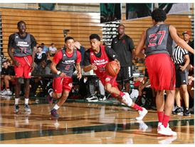Jalen Harris AdidasUprising Day1