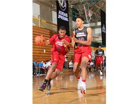 James Delaurier AdidasUprising Day1